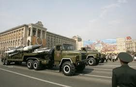 Парад 9 мая Киев 2011