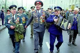 Парад на Красной площади 9 мая 2011 года