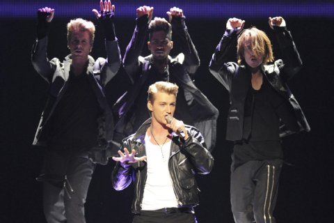 Евровидение 2011 финал