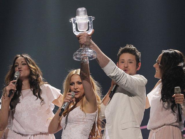 Евровидение 2011 места