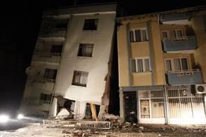землятресение в турции