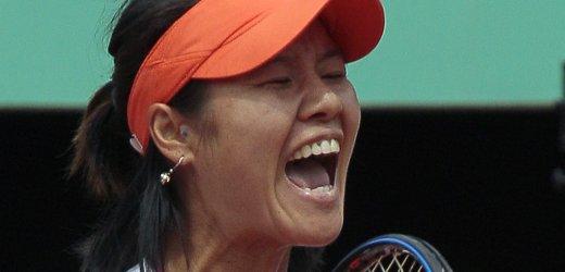 Теннис. Открытый чемпионат во Франции
